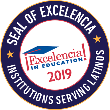 2019 Seal of Excelencia of Education